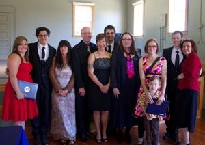 Spring 2013 Graduates