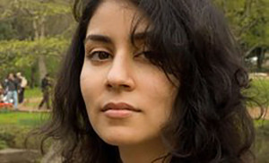 Maria Chaudhuri (MFA '09) is the author of the memoir Beloved Strangers, (Bloomsbury, 2014)