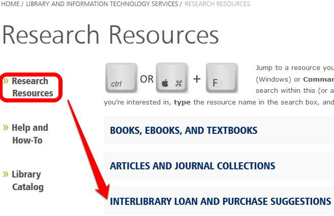 How to request materials via interlibrary loan goddard college illwhere thecheapjerseys Image collections