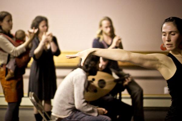Bachelor of Fine Arts in Socially Engaged Art Dancer