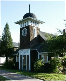 Clockhouse Writers' Conference Building