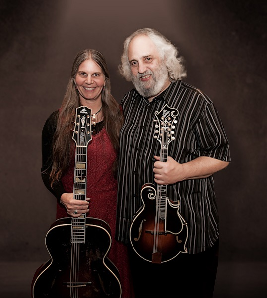 David and Tracy Grisman Concert