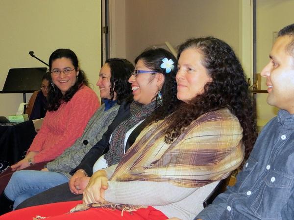 Group of Community Education Concentration Educators