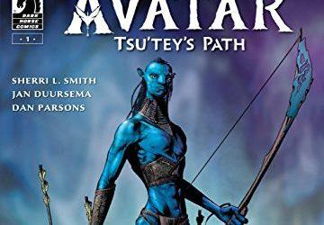 Avatar: Tsu'tey's Path Miniseries by Sherri L. Smith